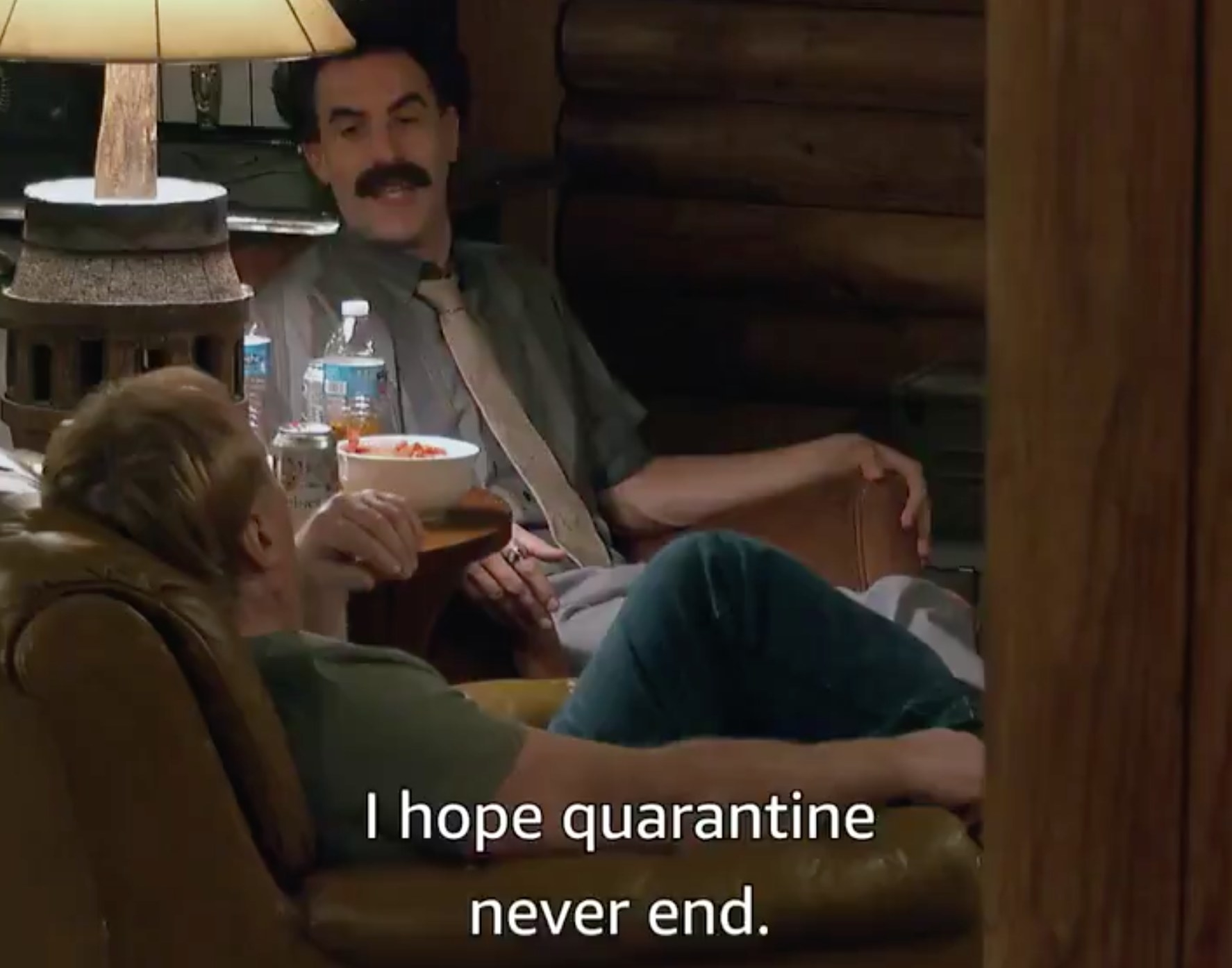 Borat Sequel: Amazon Prime Shares New Trailer