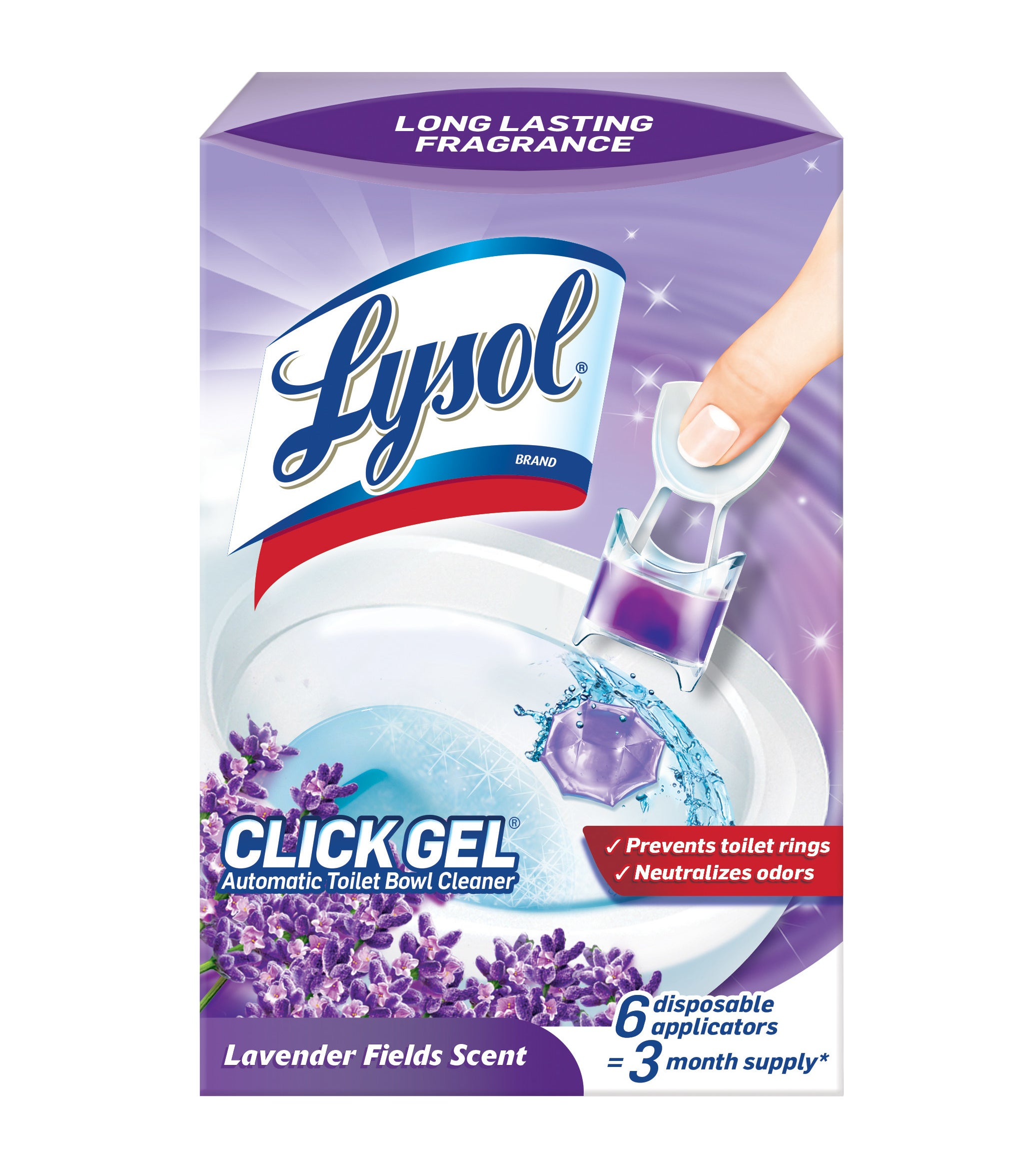 The toilet bowl cleaner