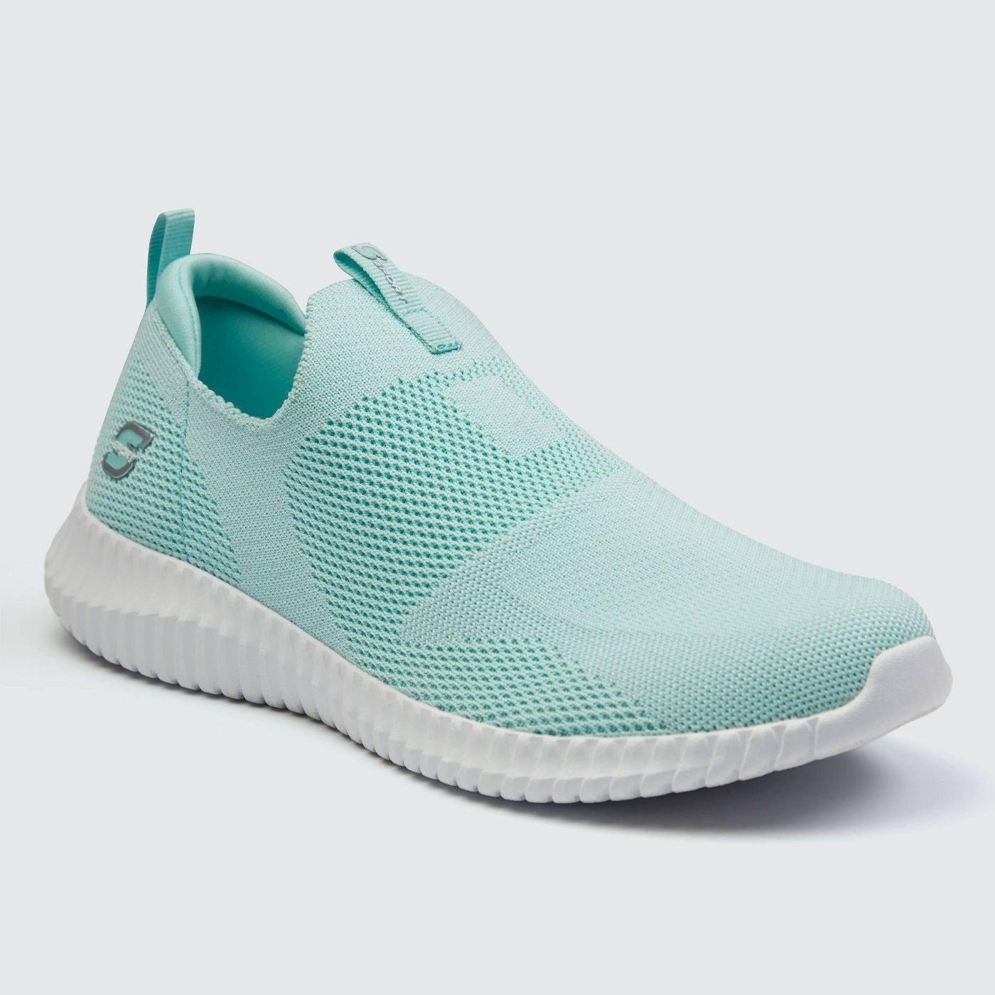 The mint sneaker