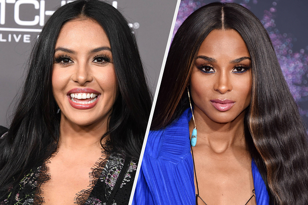Vanessa Bryant And Ciara Shared A Sweet Breastfeeding Photo From Their Recent Hang