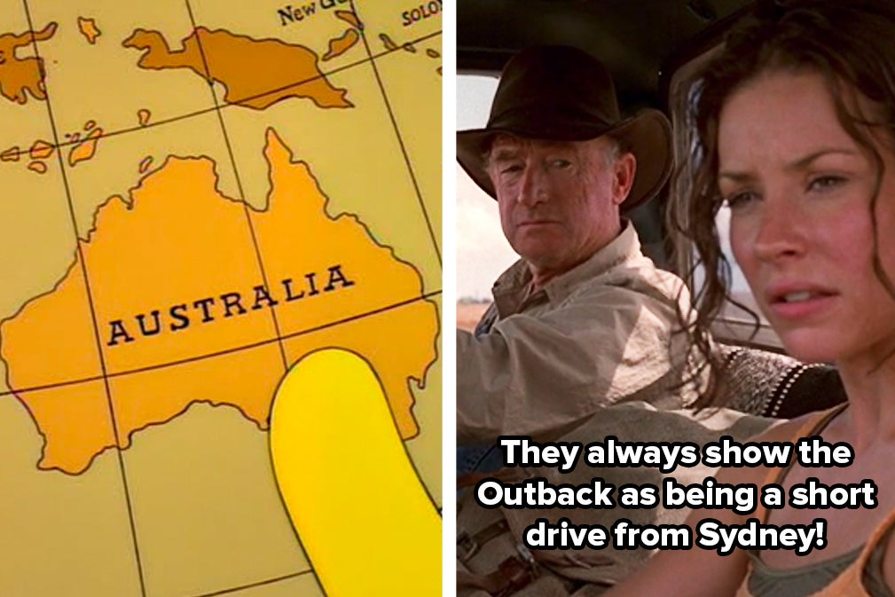 What's The Most Overused Australian Stereotype You See In TV Shows And Movies? thumbnail