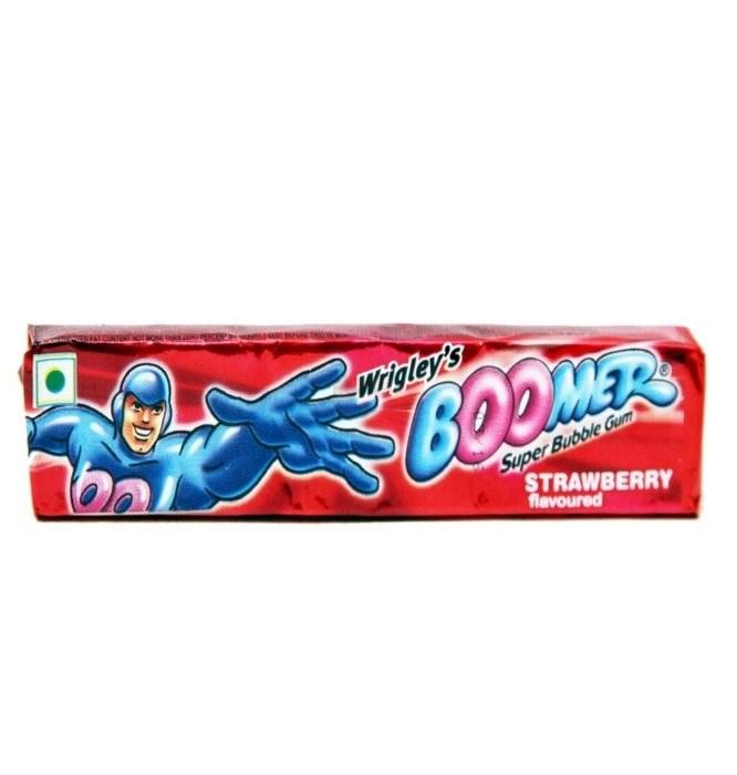 Boomer chewing gum