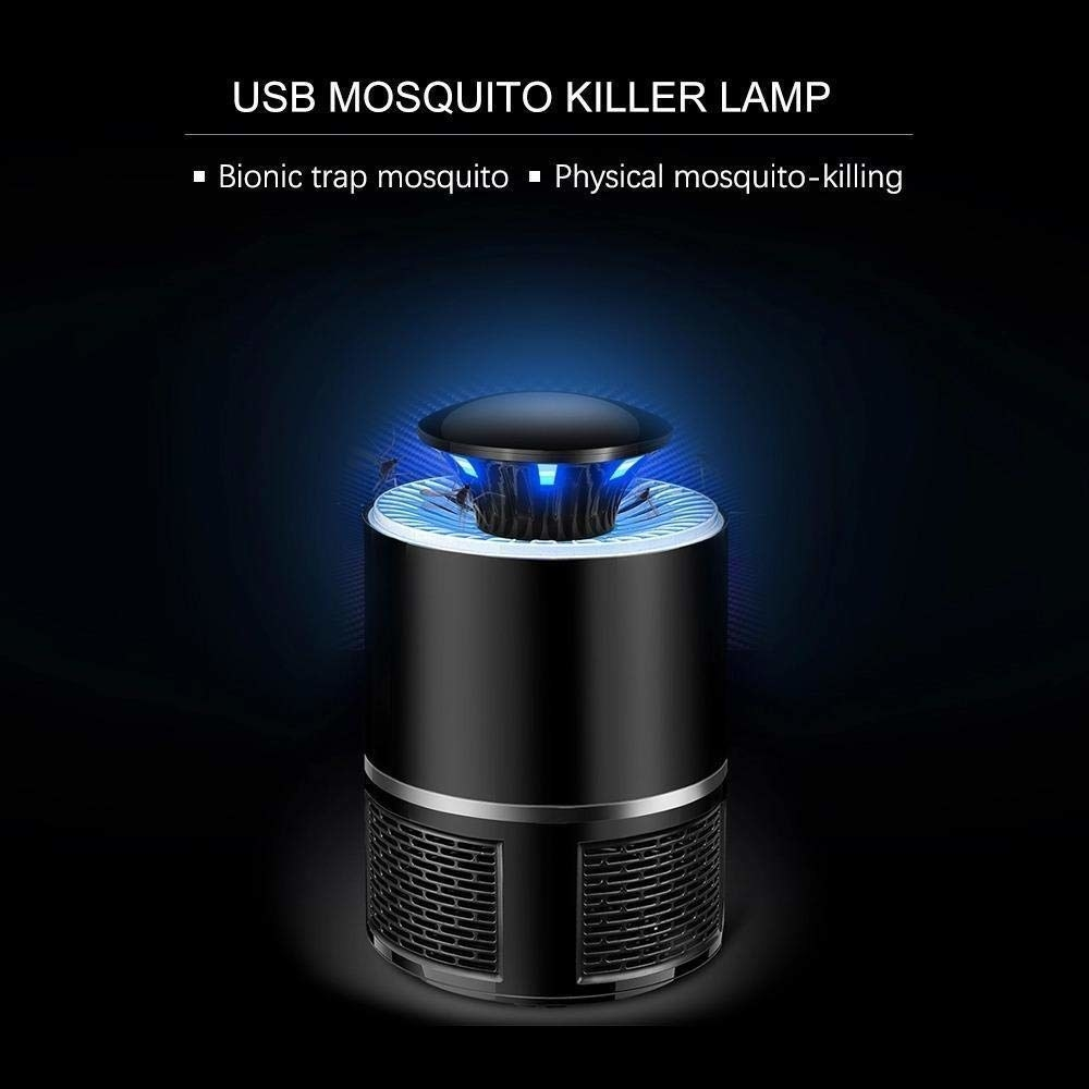 A mosquito lamp