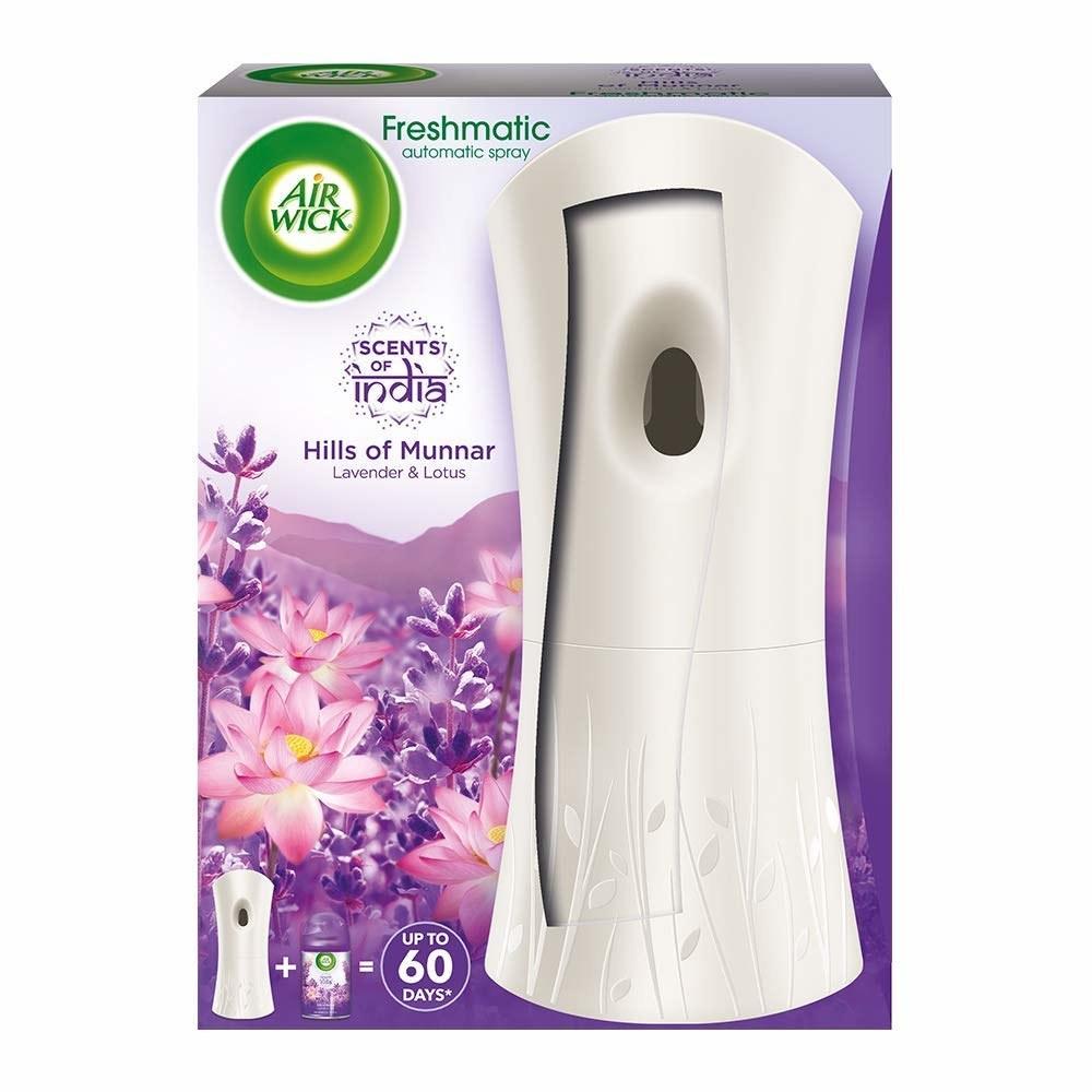 Packaging of the air freshner