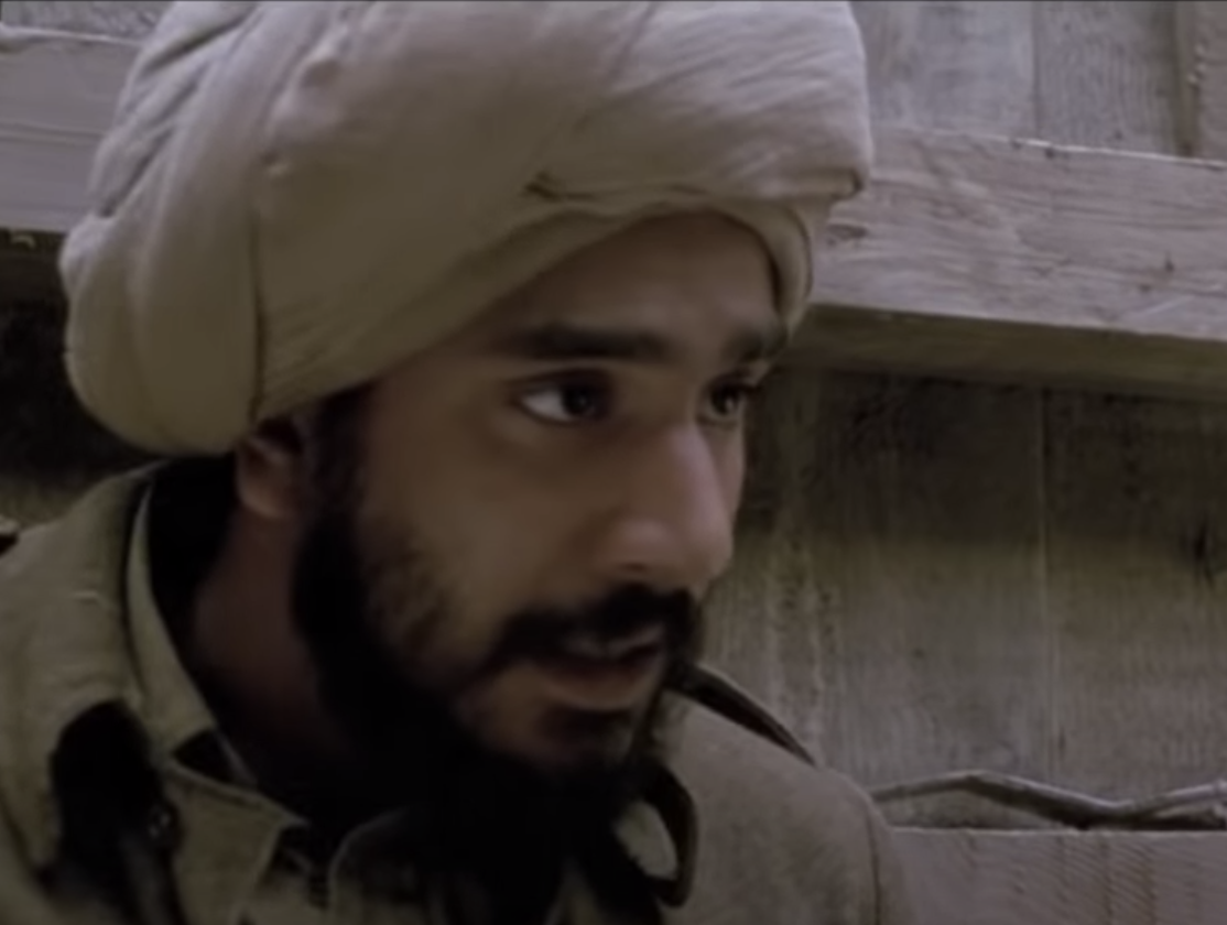 Naveen in The English Patient