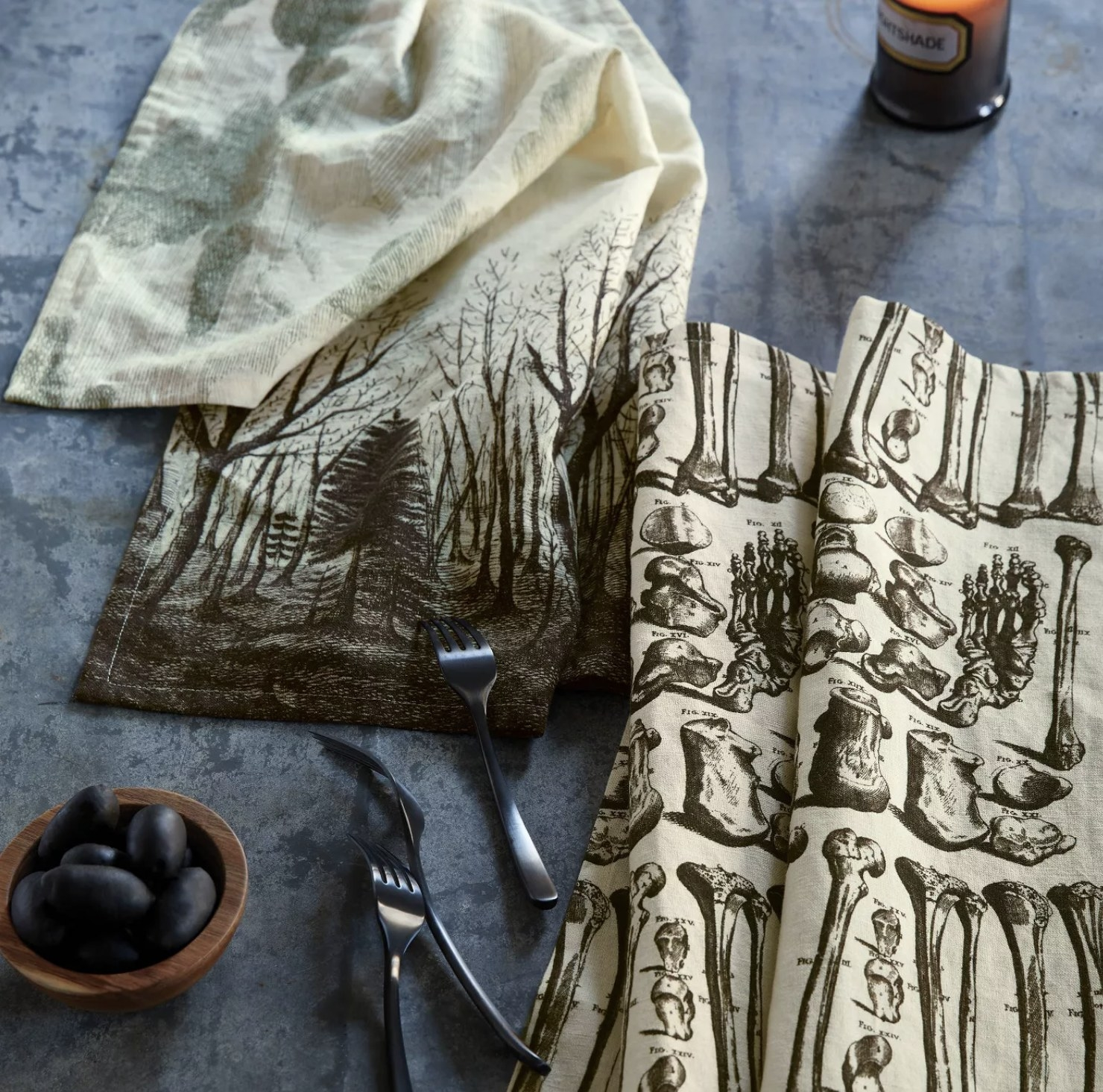 2-piece tea towel set
