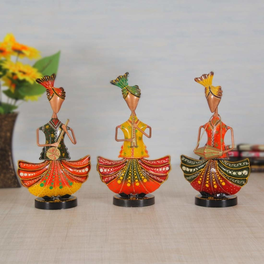 Rajasthani musician showpiece
