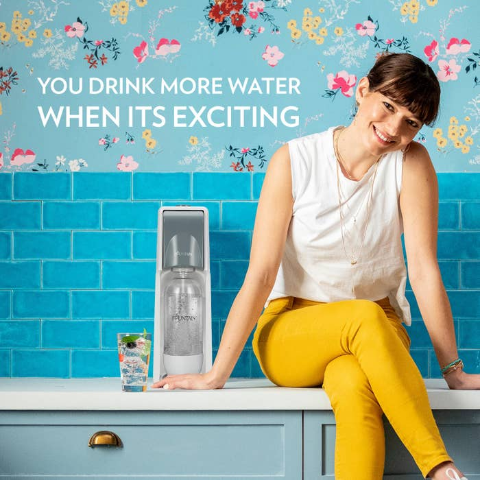 SodaStream Fountain