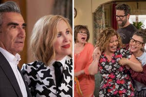 Schitt's Creek and One Day at a Time