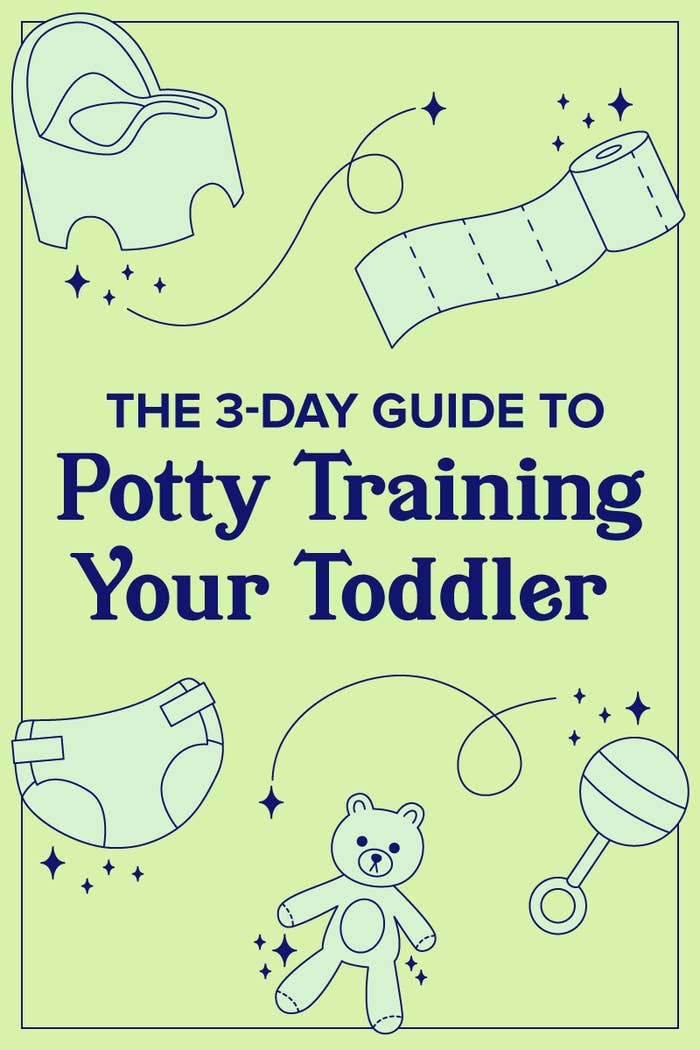 The 3-Day Guide To Potty Training Your Toddler