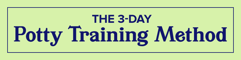 The 3-Day Potty Training Method