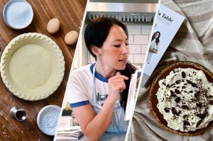 Joanna Gaines' French Silk Pie from Magnolia Table
