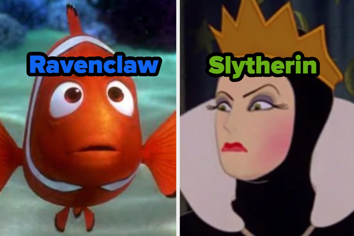 Sort These Disney Parents Into A Hogwarts House And See How Your Choices Compare To Others