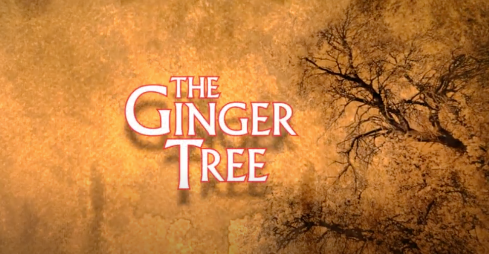 A screenshot of the logo from The Ginger Tree