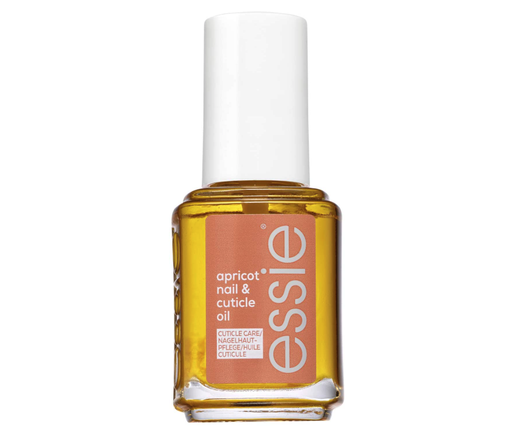 A product shot of the Essie Cuticle Oil bottle