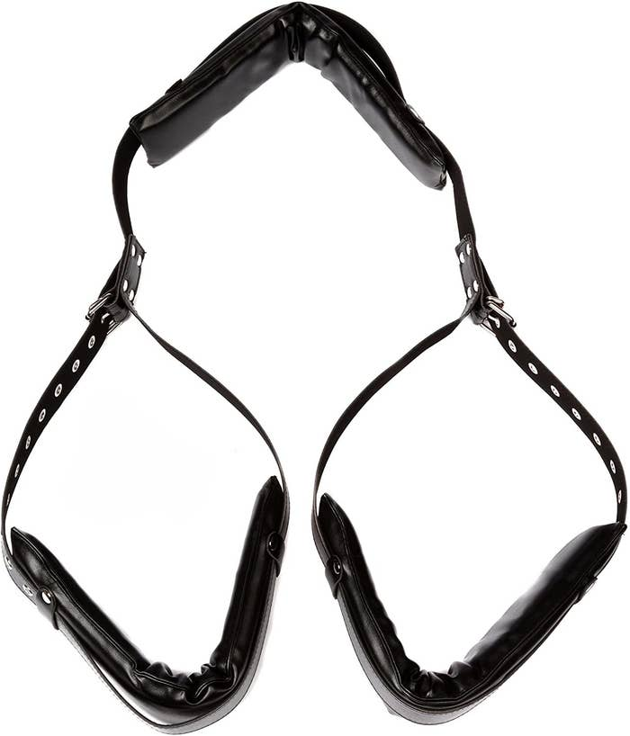 The Easy Access Portable Thigh Restraint Sling