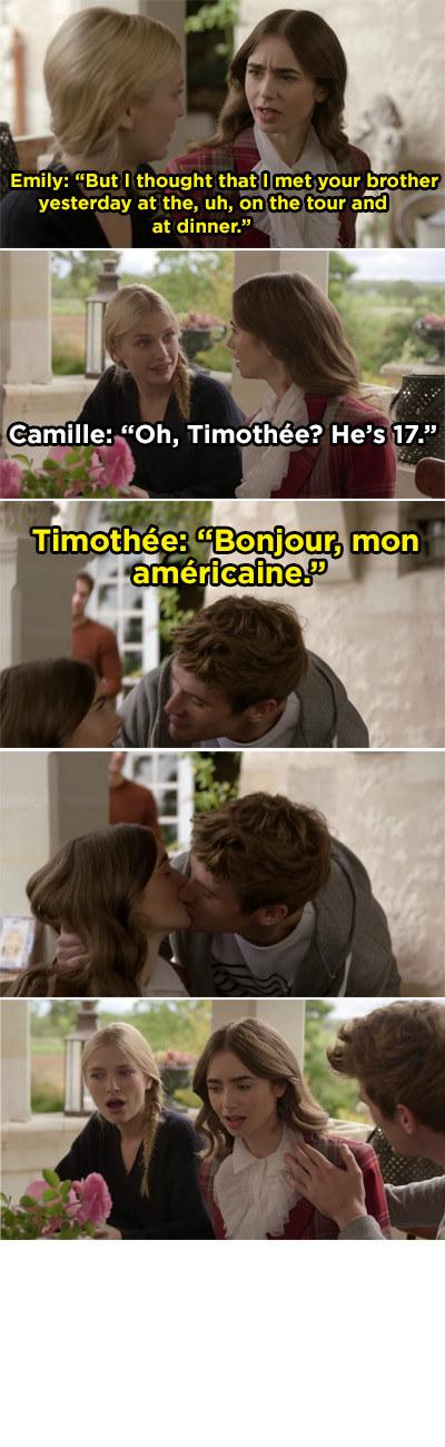 17 Cringey Emily In Paris Moments