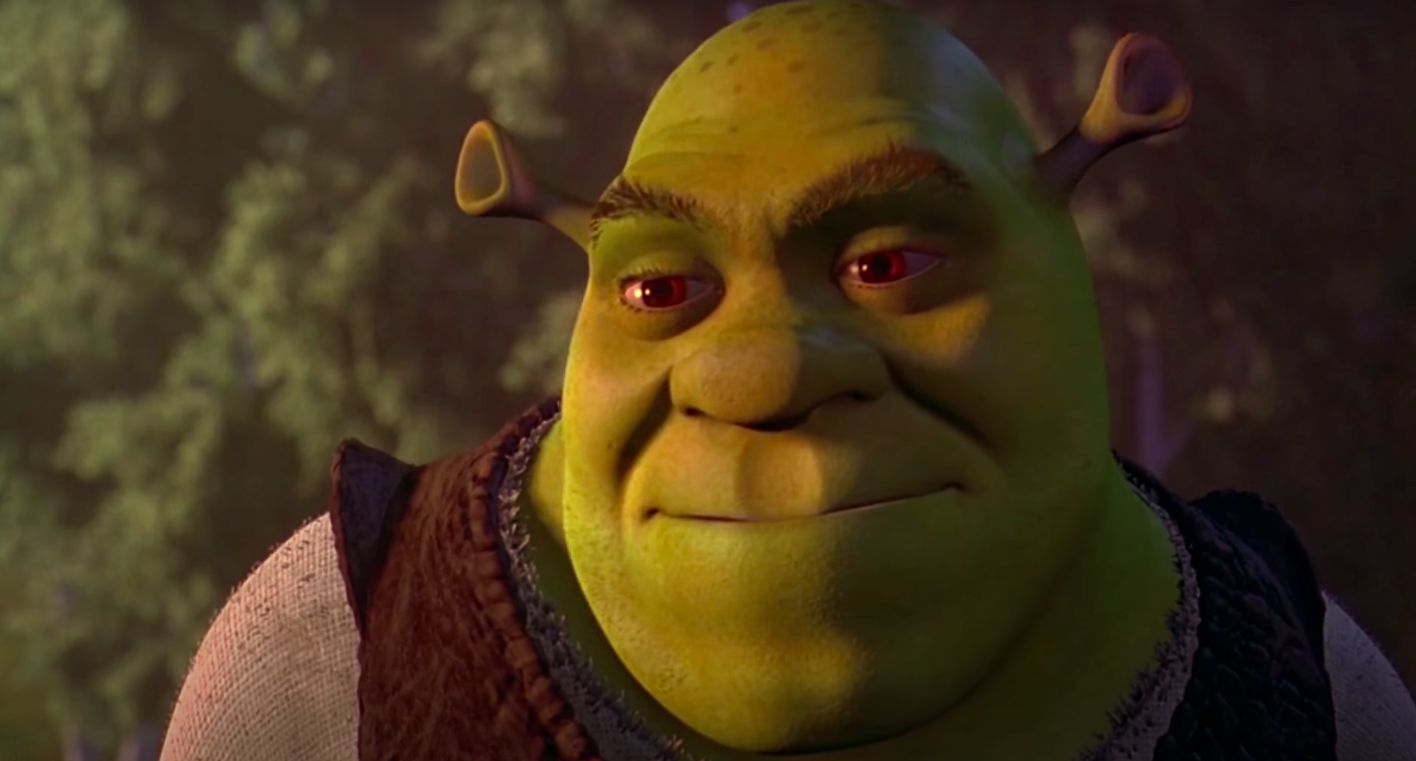 "Shrek in ""Shrek"""