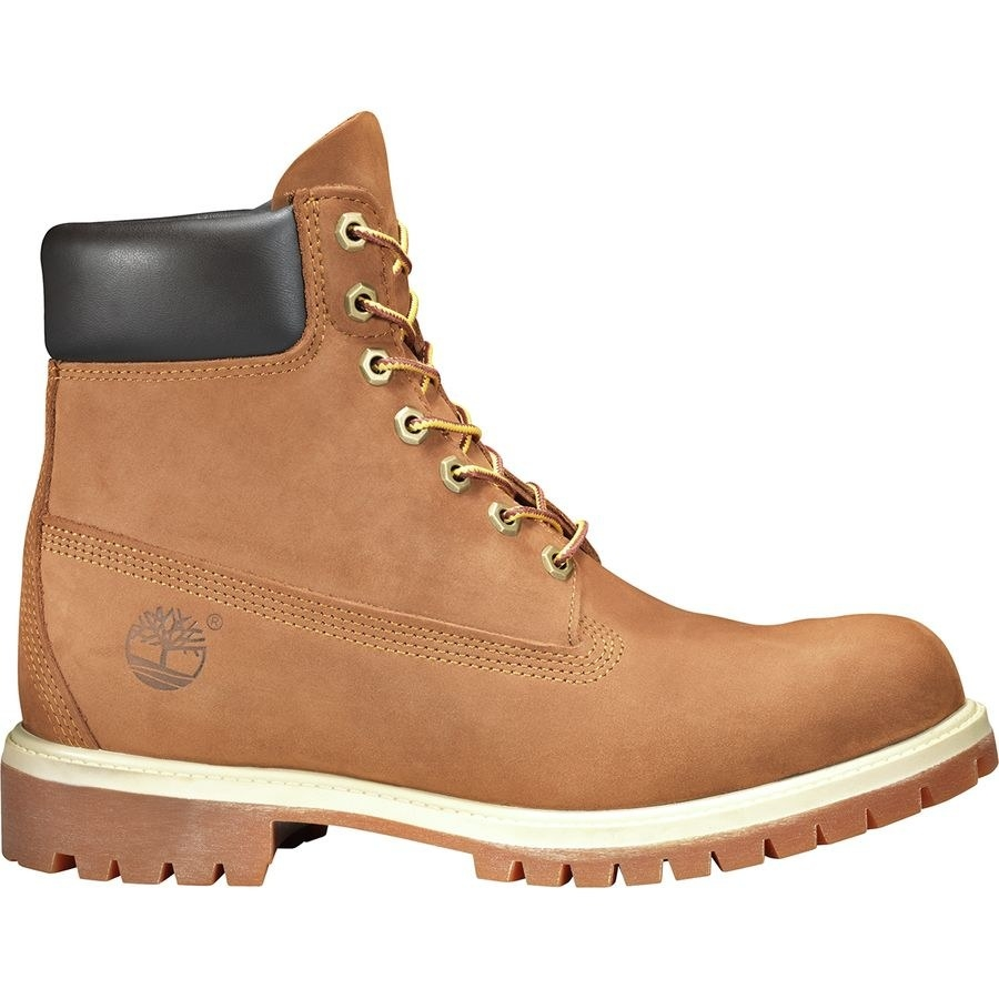 the Timberland work boot