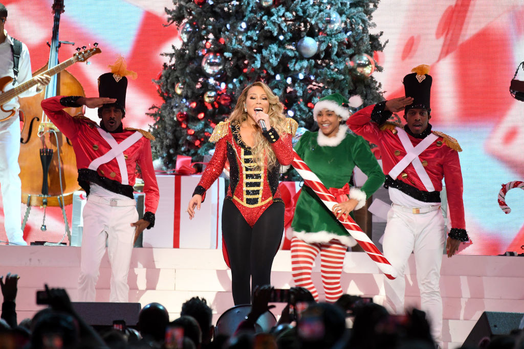 Mariah at MSG 2019