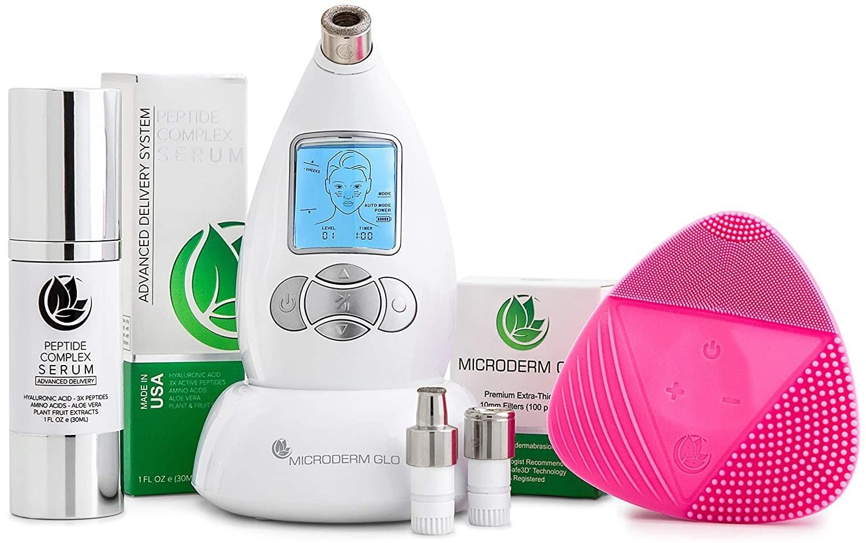 Complete Microderm Glo set