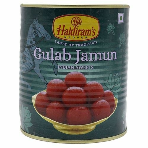 A pack of Gulab Jamun