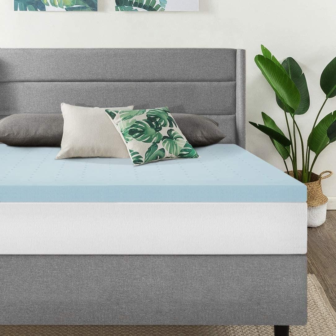 The 2.5-inch mattress pad