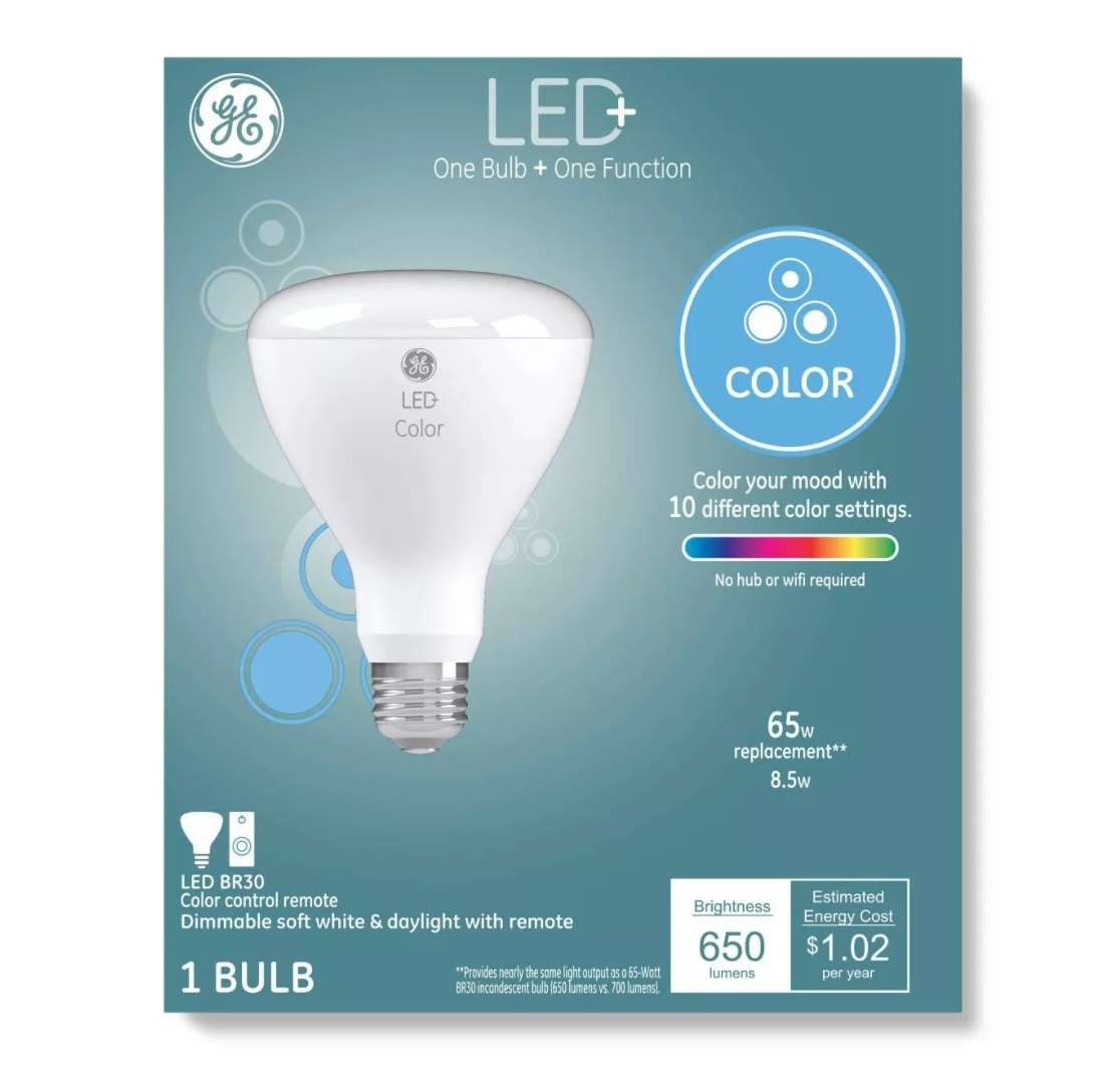 The color-changing light bulb