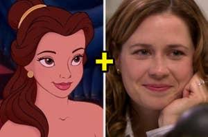 Belle plus Pam