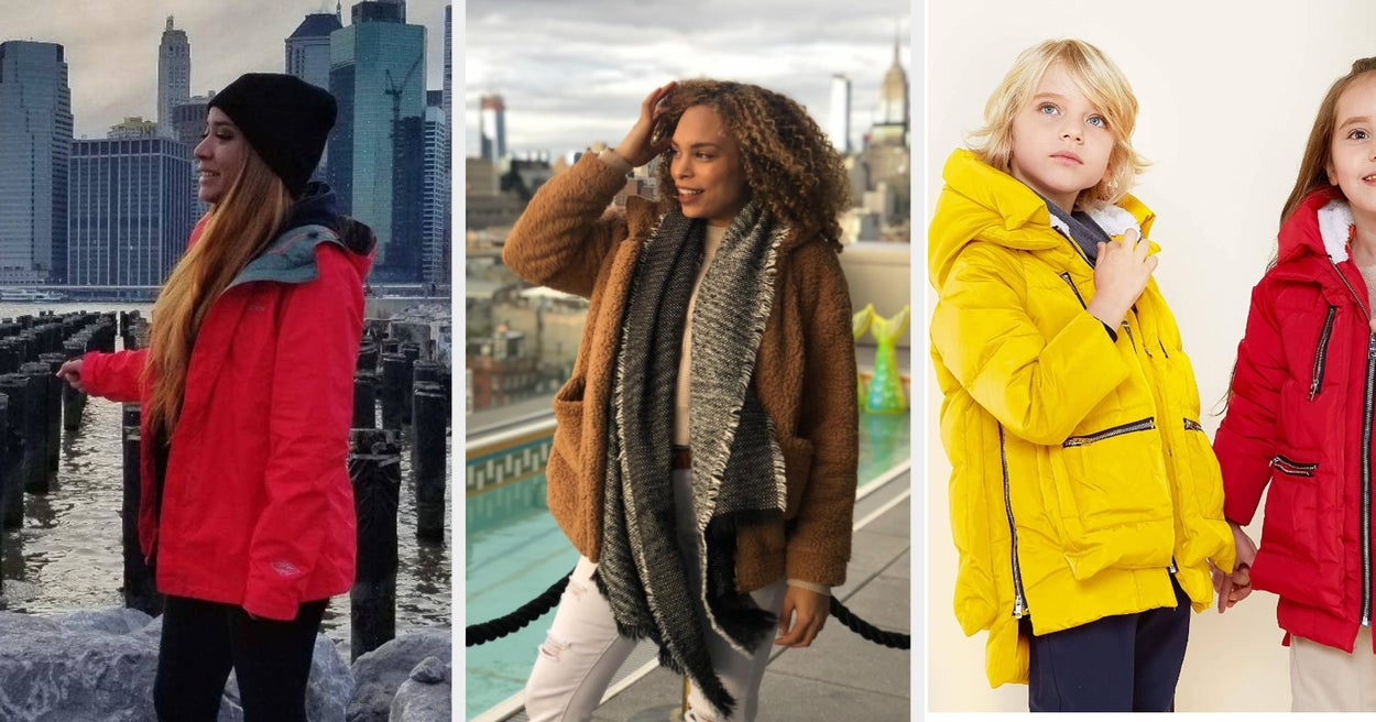 16 Coats And Jackets You Can Get On Sale For Prime Day