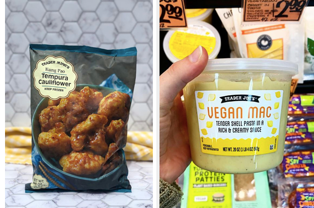 28 (Really Good) Trader Joe's Products That Happen To Be Vegan