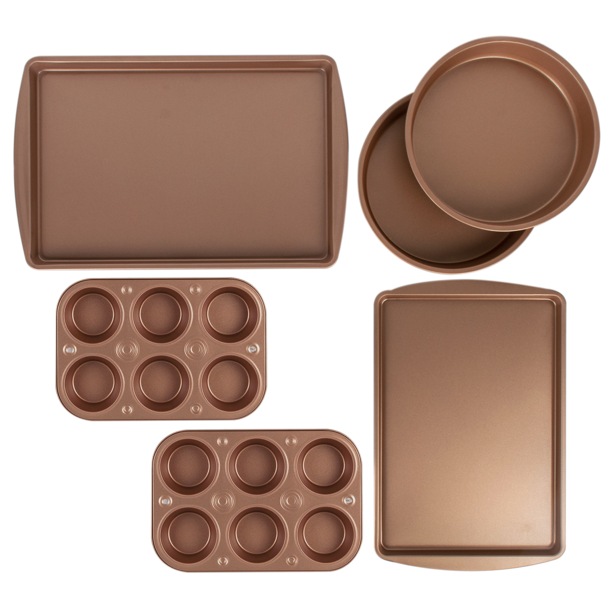 The bakeware set