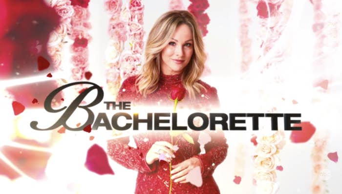 Clare Crawley's promotional image for The Bachelorette.