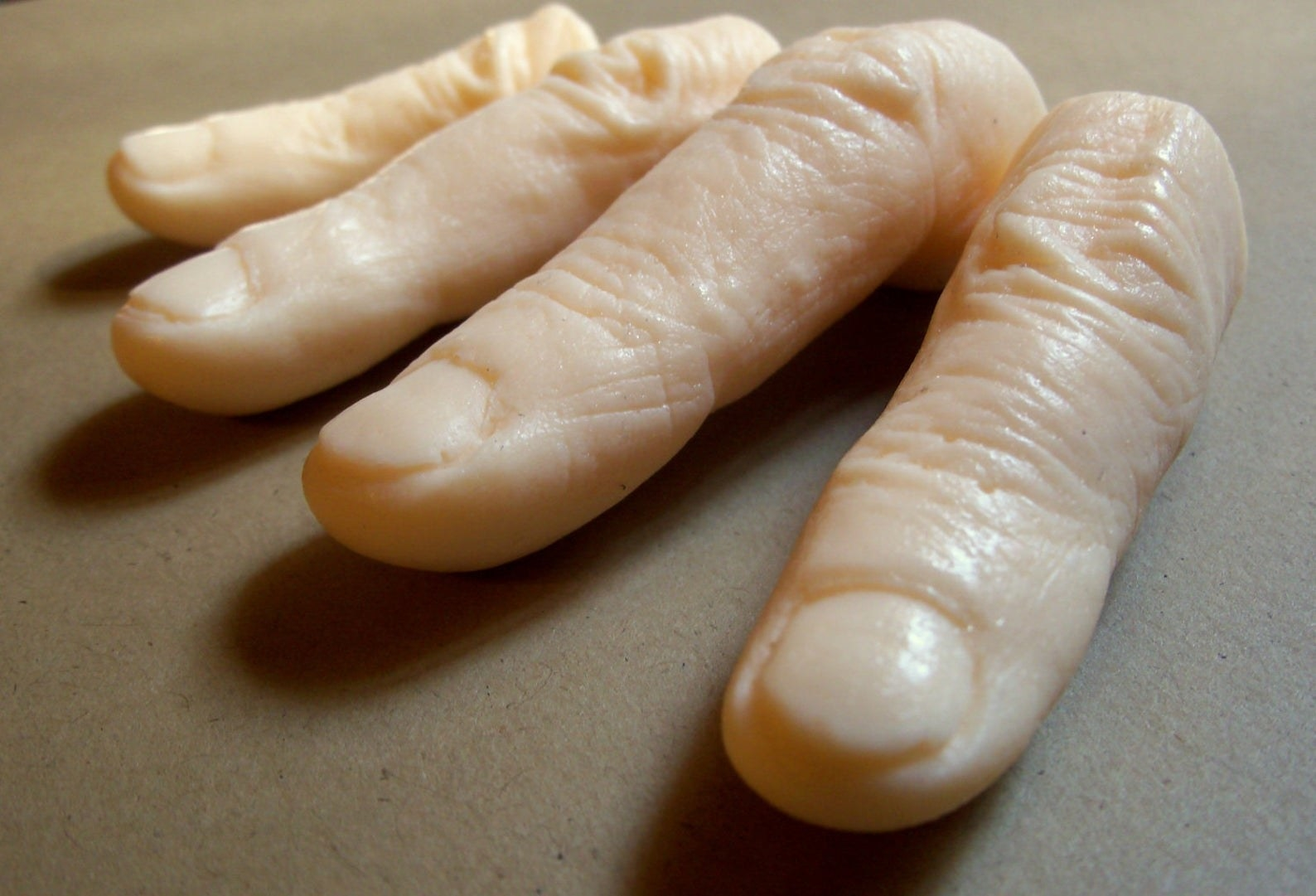 four finger soaps