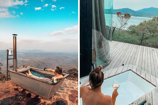 Just 16 Of The Most Swoon-Worthy Baths To Inspire Your Next Spa Weekend