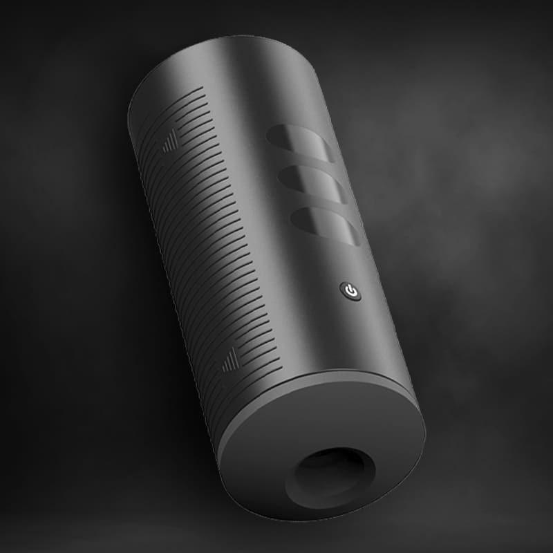 The Kiiroo Titan interactive penis stroker