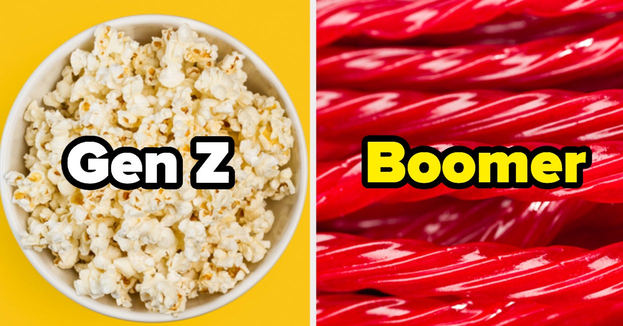 This Movie And Snack Matching Quiz Will Guess Your Generation With 97% Accuracy - buzzfeed