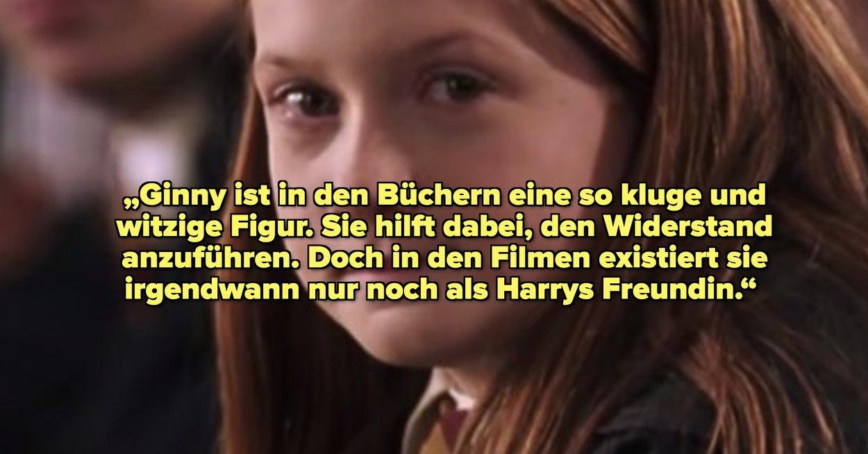"""Die """"Harry Potter""""""""Filme haben diese Figuren verhunzt und das machte Leute immer noch sauer"""