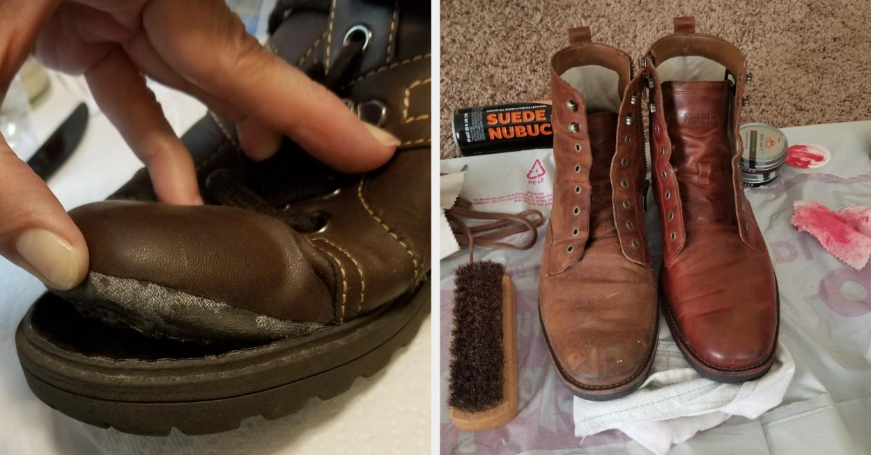 24 Things That'll Help You Wear Your Shoes For A Long, Long Time