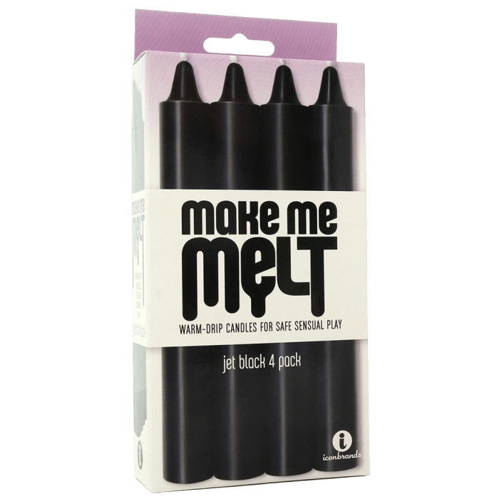 The Make Me Melt Drip Candles