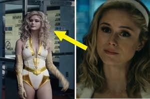 Starlight in her superhero costume