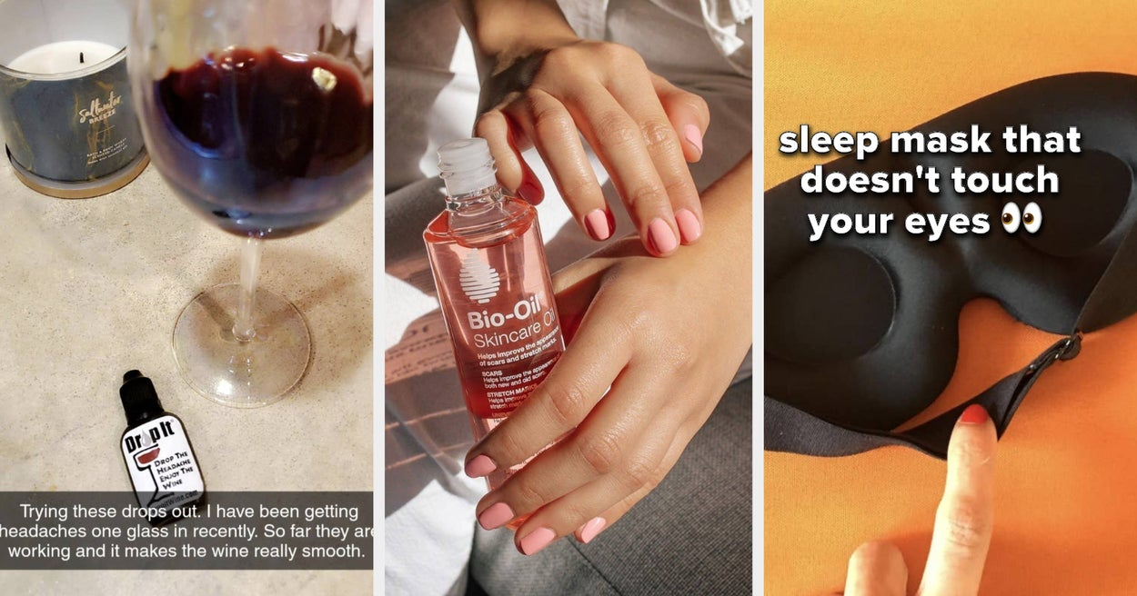 34 Personal Care Items That Worked For Reviewers After They Tried