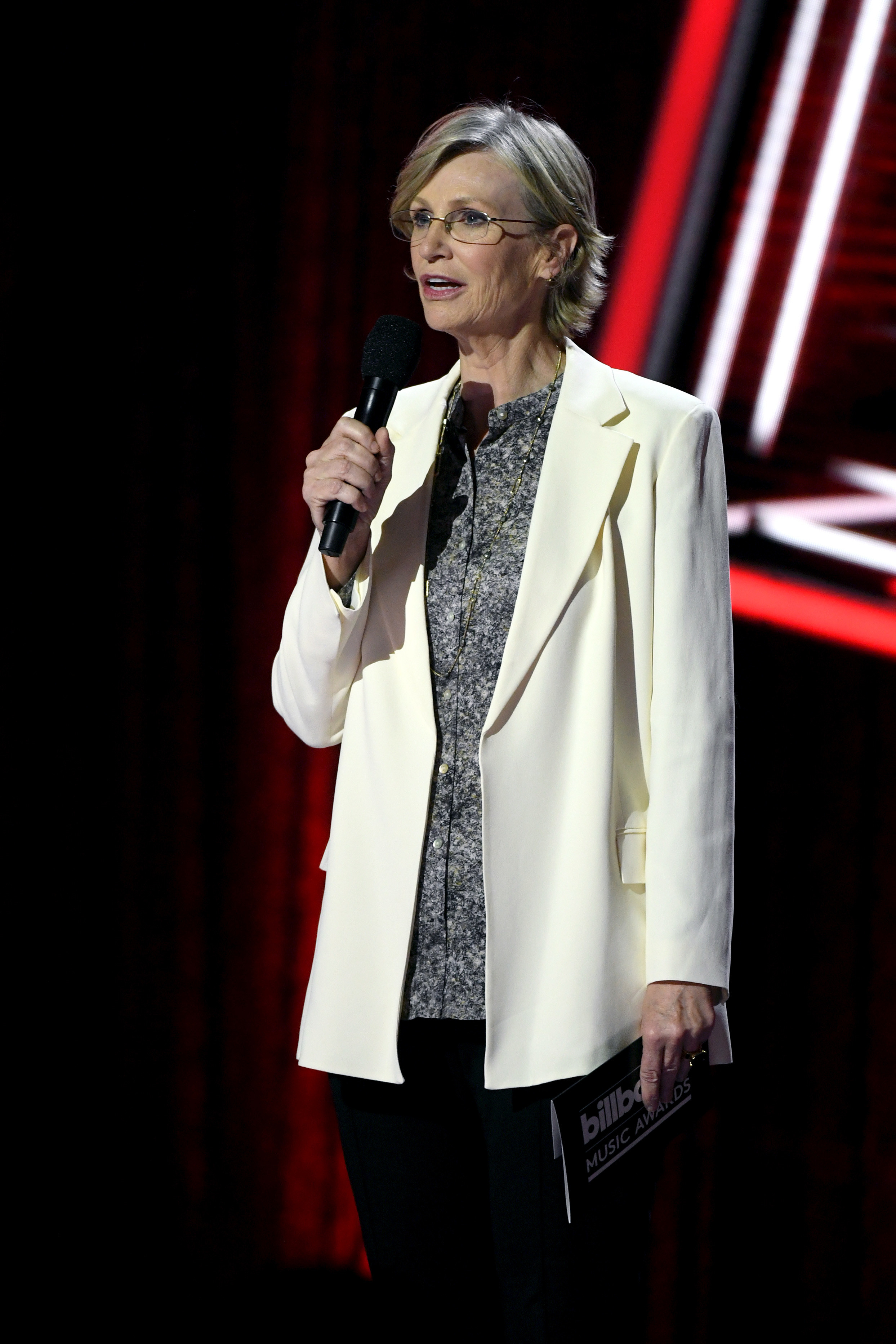 Jane Lynch at the 2020 Billboard Music Awards