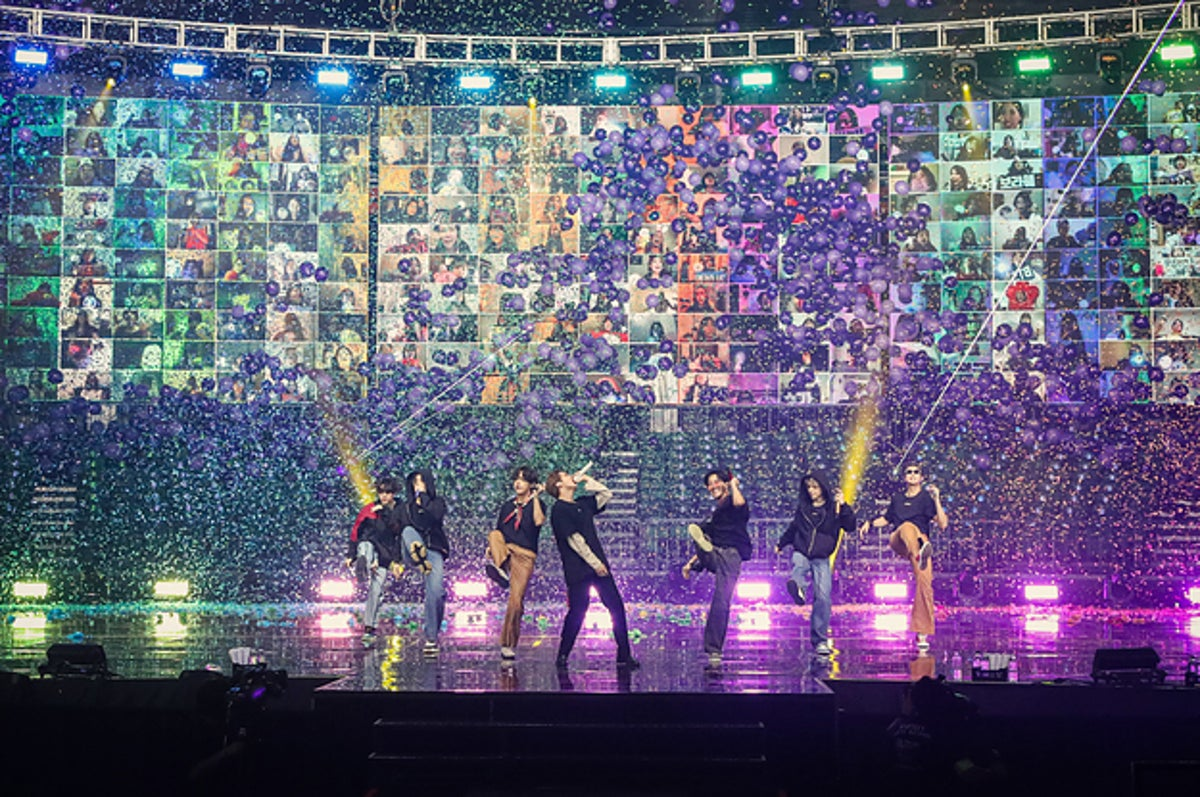 BTS's Virtual Concerts Connected People On A Global Scale Not Seen Before  The Pandemic