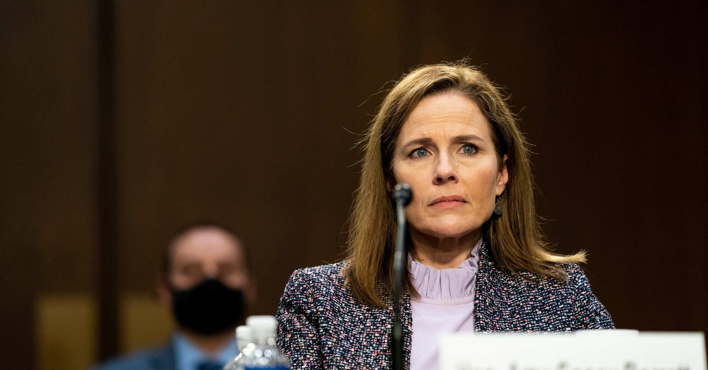 Image Opinion: How Claims Of Sexism And Anti-Catholic Bias Helped Amy Coney Barrett