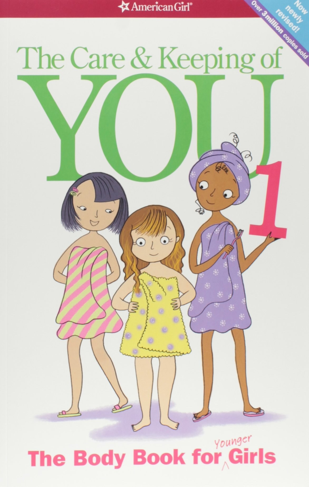"""The cover of """"The Care And Keeping Of You"""" by Valorie Schaefer and Josee Masse"""