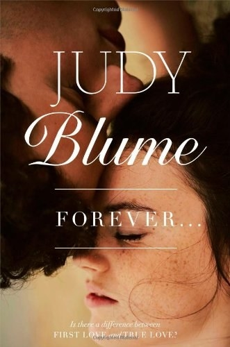 """The cover of """"Forever"""" by Judy Blume"""