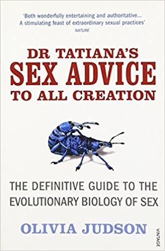 """The cover of """"Dr. Tatiana's Sex Advice to All Creation"""""""