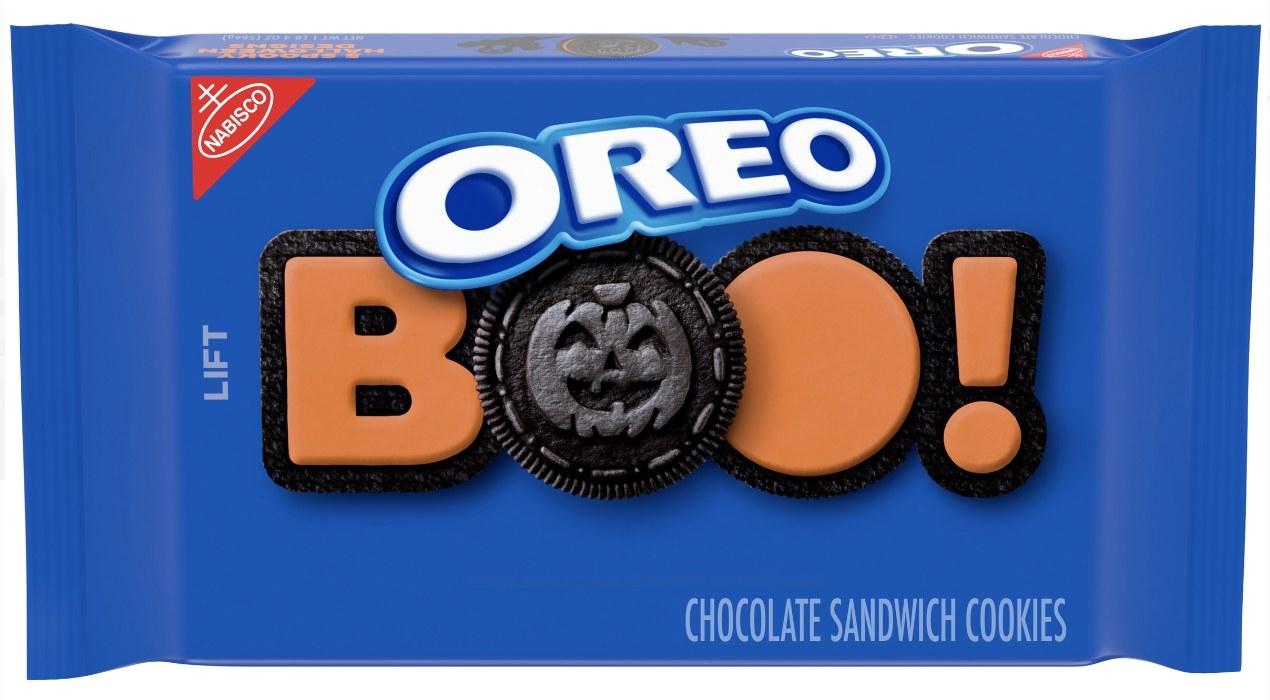 Oreo orange cream cookies