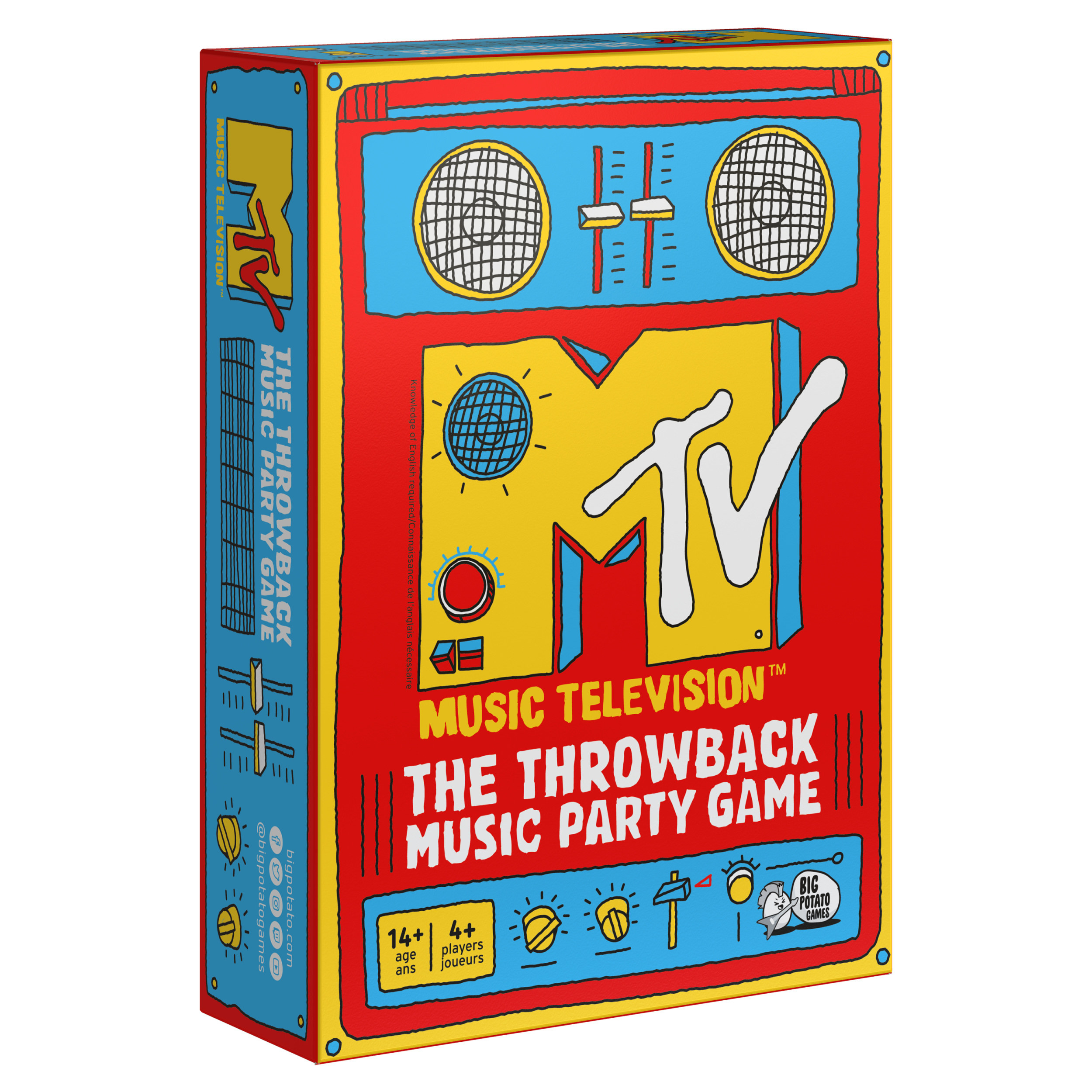 The MTV games